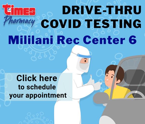 covid 19 drive thru